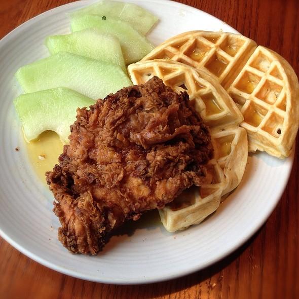 Chicken & Waffles - SILO, Nashville, TN