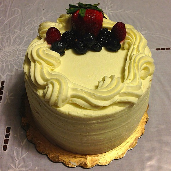 Whole Foods Market - Berry Chantilly Cake - Foodspotting