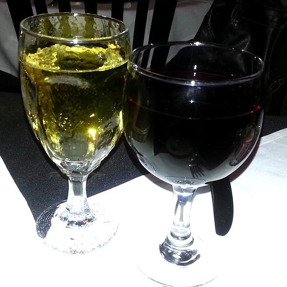 Red Wine & White Wine - Meson Sevilla, New York, NY