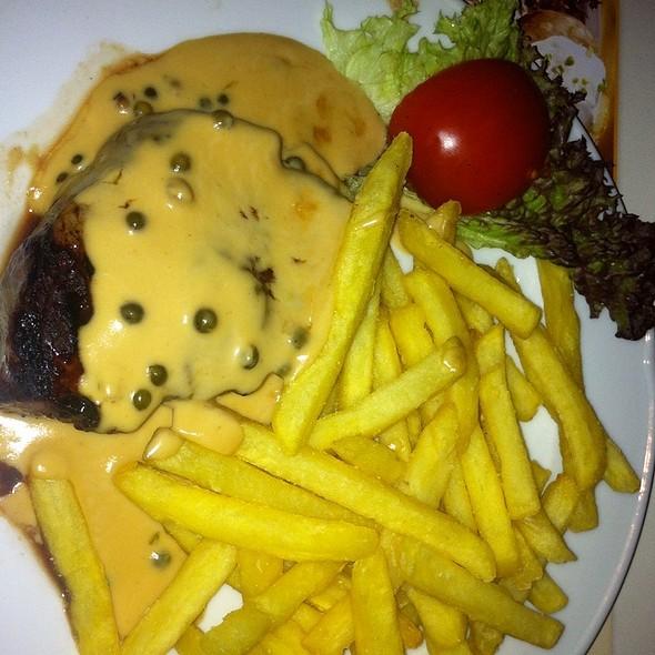 Steak @ Maredo