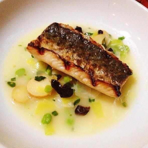Grilled Spanish Mackerel - Tavolata, Seattle, WA