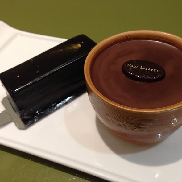 Chocolate Moouse @ Paul Lafayet