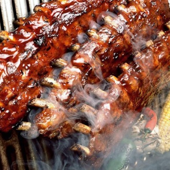The Best Baby Back Ribs You've Ever Had @ Le Rio Restaurant
