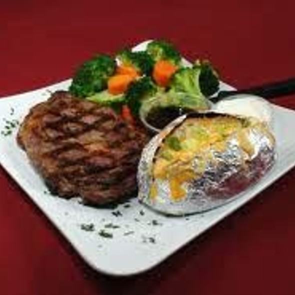 Filet Mignon @ Le Rio Restaurant