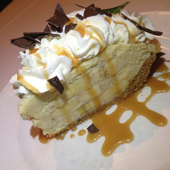 Emeril's Banana Cream Pie - Emeril's New Orleans Fish House, Las Vegas, NV