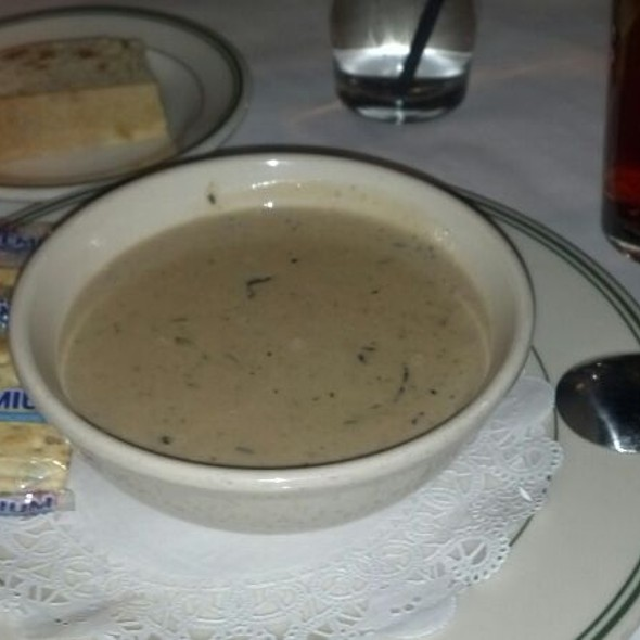 Cream Of Mushroom Soup - MacKenzie's Chop House, Colorado Springs, CO