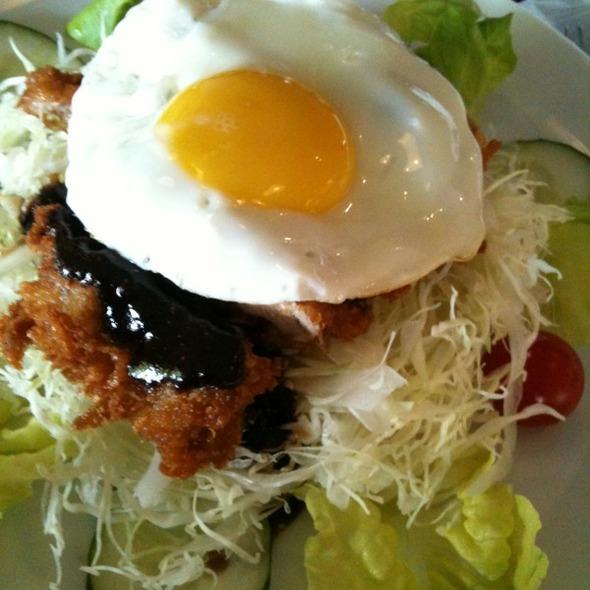 Miso Katsu @ Haikara Style Cafe & Bakery