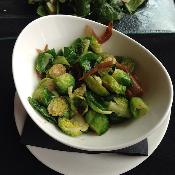 Charred Brussels Sprouts - Etch, Nashville, TN