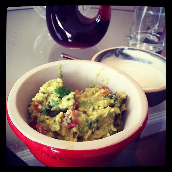 guacamole! @ Jeffe's