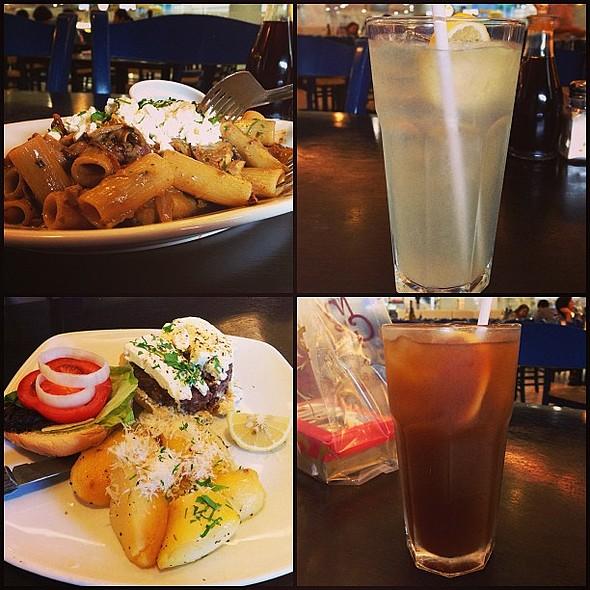 Greek-y Lunch-y Feta Cheese Galore! @ Cyma