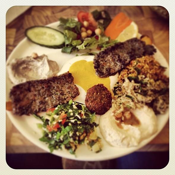 Lunch! @ Bis Yarok