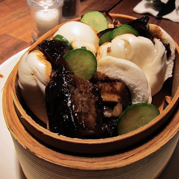 Momofuku Pork Belly In Steamed Buns @ S.Wine