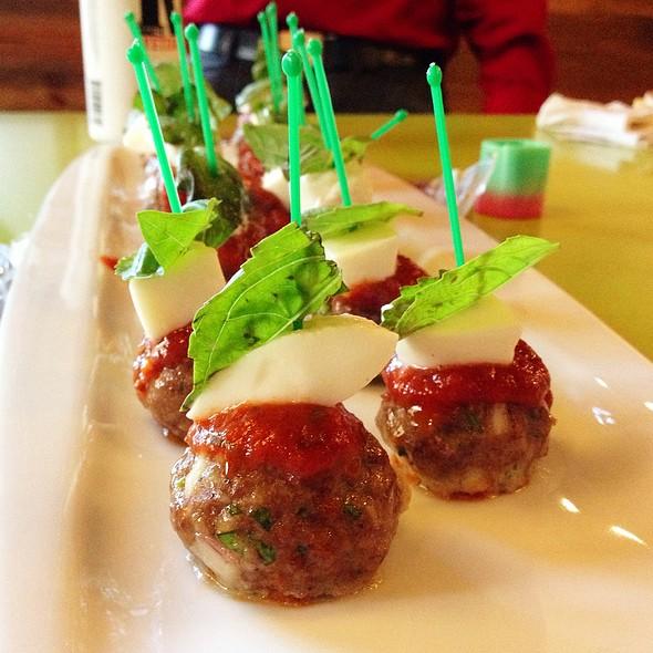 Meatballs @ DiFranco's Italian Deli