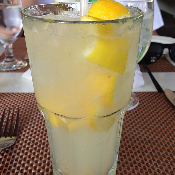 Fresh Lemonade - Aura, Miami Beach, FL