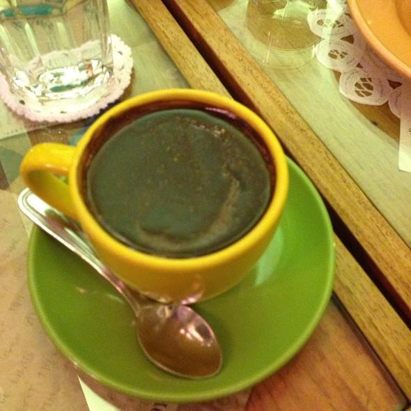 Traditional Tsokolate @ Cafe Mary Grace (Alabang)