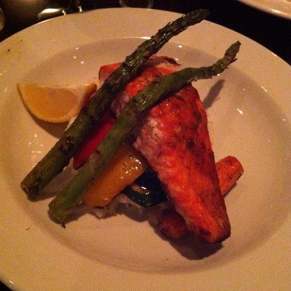 Maple Salmon - Bistro Merlot, Kirkland, QC
