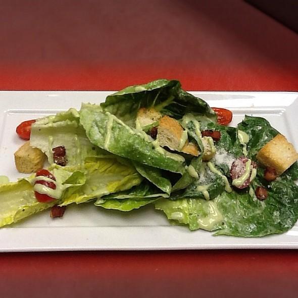Little Gems Salad With Cream Tarragon Dressing & Pancetta Lardon - Bacchus Bar and Bistro, Irvine, CA