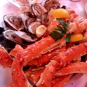 Assorted Seafood - Jeff Ruby's - Louisville, Louisville, KY