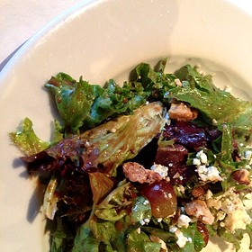 Mixed Greens W/ Walnuts & Green Tea Vinaigrette - Cafe Trio Cottonwood, Salt Lake City, UT