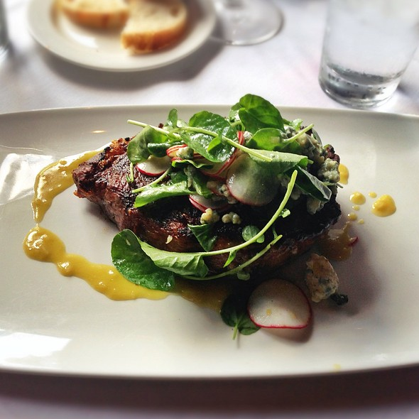 House Aged Ribeye - Roast - A Michael Symon Restaurant, Detroit, MI