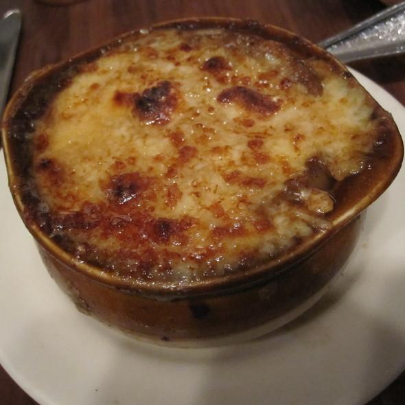 Soupe à l'oignon @ La Bonne Soup