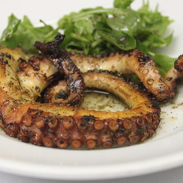 Grilled Octapus - Ithaka, New York, NY