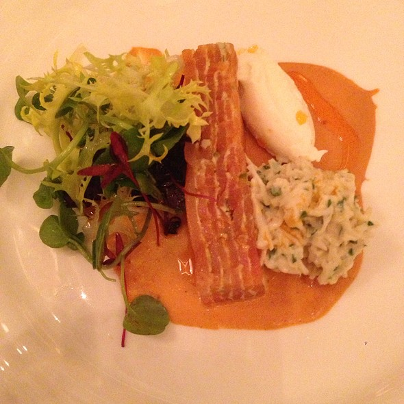 Loch Fynne Smoked Salmon Terrine With Cornish Crab And Horseradish