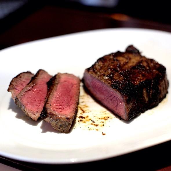 USDA Prime Black Angus Rib Eye Steak