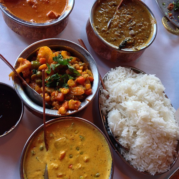 Buffet Lunch Special - Jaipur, Chicago, IL