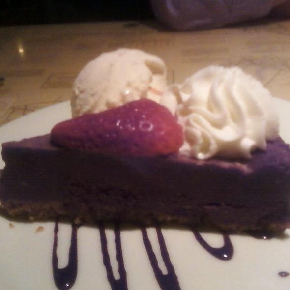Chocolate Fudge Cake - Fleet Landing Restaurant & Bar, Charleston, SC