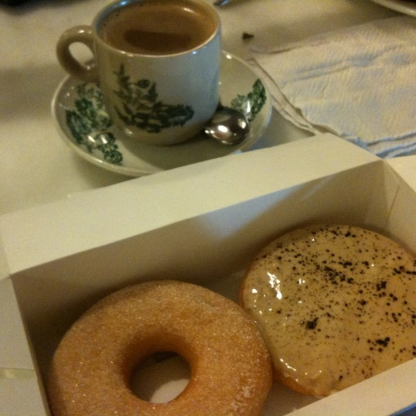 recommendation for big apple donut andcoffee Big apple has 20 types of different donuts and i rather like it over missy donut because they have i like big apple donuts big apple donuts & coffee.