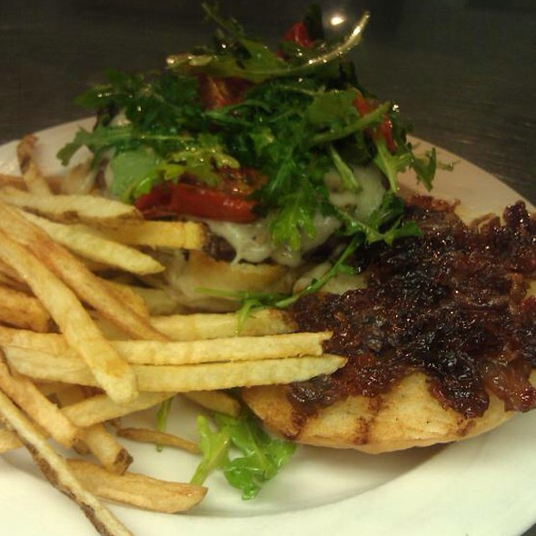 Tuesday $7.00 Burger & Beer - Grey Gables Inn, Charlevoix, MI