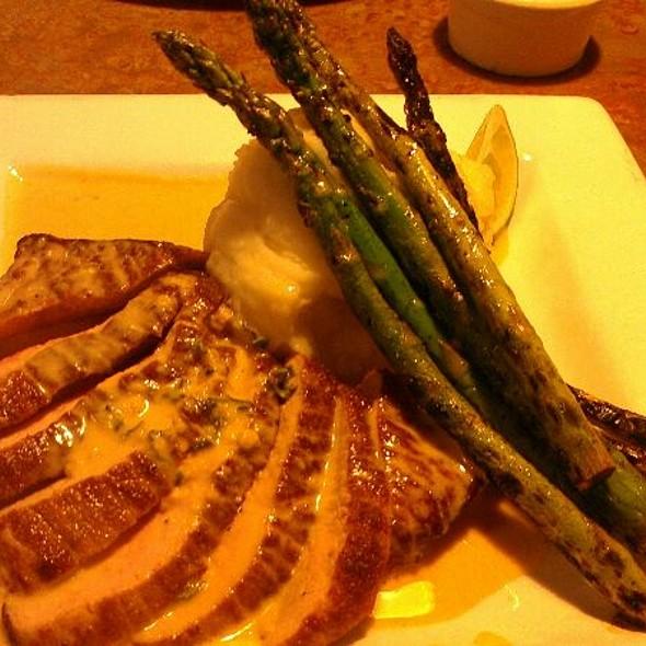 Pork Brisket Steak  - The Phoenix Restaurant, Bend, OR