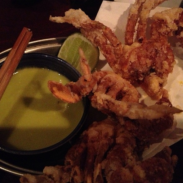Soft Shell Crab @ Bone Daddies Ramen Bar