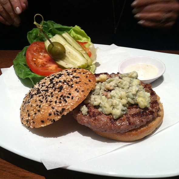 Rocky Mountain Buffalo Burger - Seasons 52 - Roosevelt Field, Garden City, NY