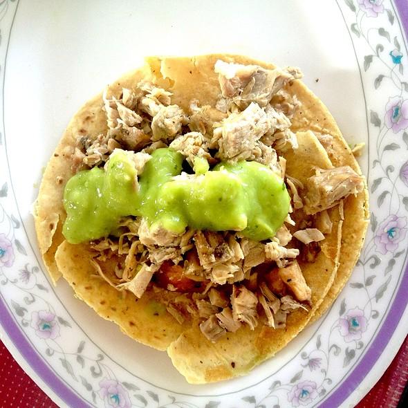 Tacos de Lechon @ Lechón Los Primos