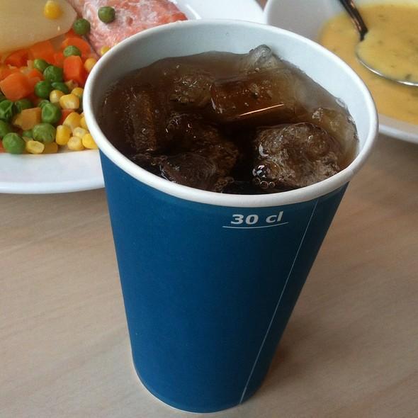 Iced tea @ IKEA Furnishings