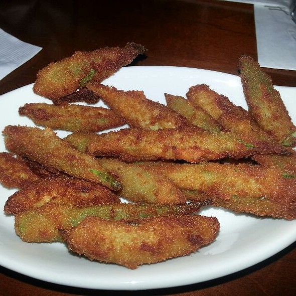 Fried Okra @ SOUTH CITY KITCHEN VININGS