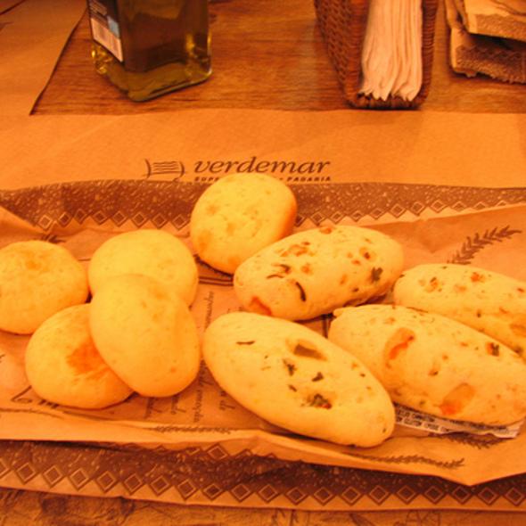 Pao De Queijo (cheese Bread)
