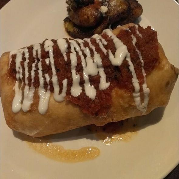 Chicken Burrito @ Vida Cantina