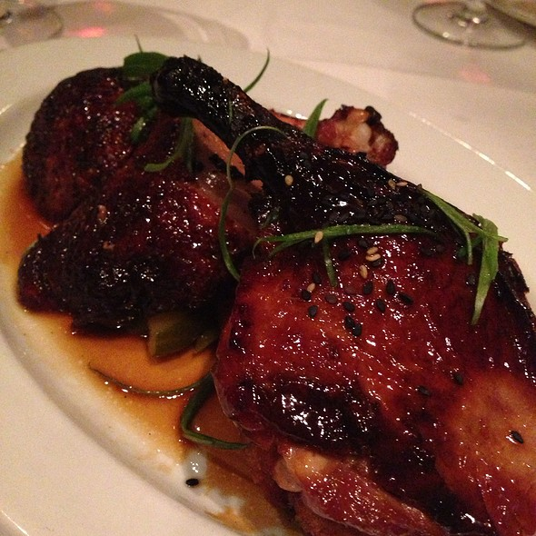 Teriyaki Glazed Duck - Emeril's Restaurant, New Orleans, LA