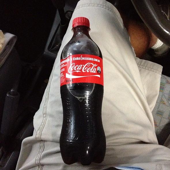 Coca Cola @ Thompson & Sons Bakery