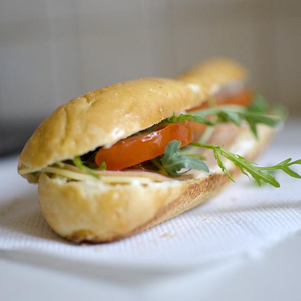 Sandwich @ Home