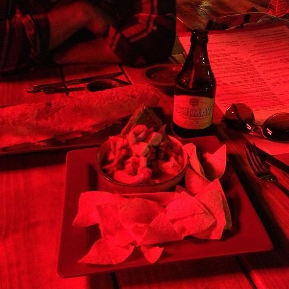 Mahi Mahi Ceviche @ El Vato Tequila & Taco Bar