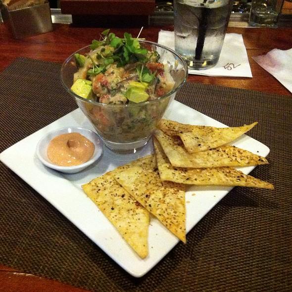 Scallop and Shrimp Ceviche - Seasons 52 - Tampa, Tampa, FL