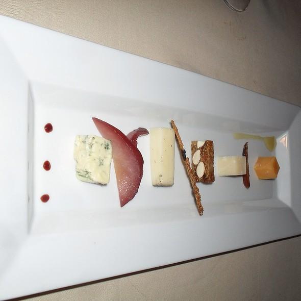 Cheese Course @ Victoria & Albert's