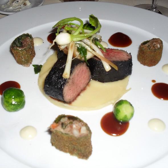 Lamb @ Victoria & Albert's