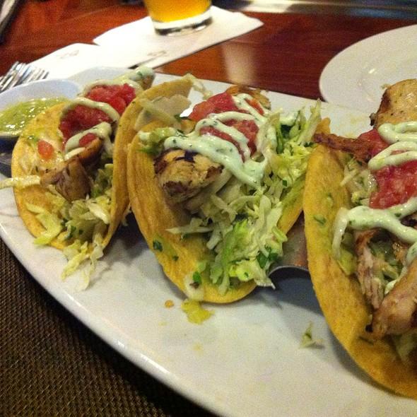 Mahi Fish Tacos - Seasons 52 - Tampa, Tampa, FL