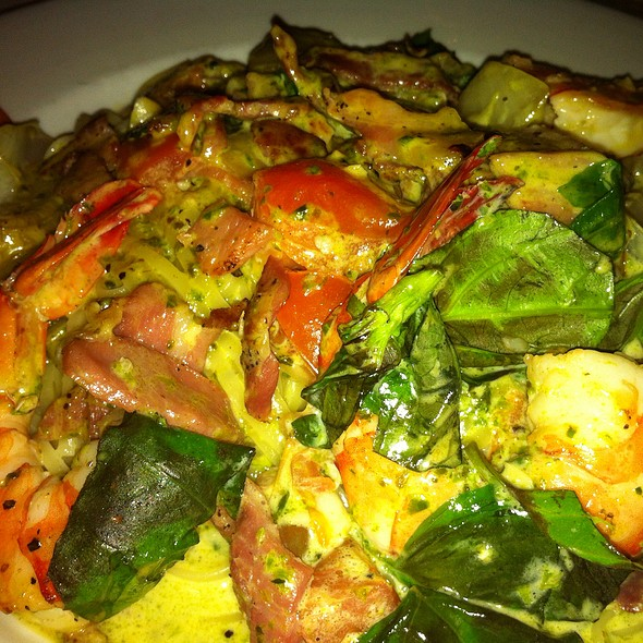 Jumbo Shrimp Alla Checca @ Assaggio Ristorante Italiano
