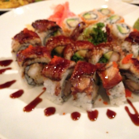 Ichiban Roll, King Crab Roll, Tempura Ebi Roll - Ichiban Sushi Asian Bistro, Bowie, MD